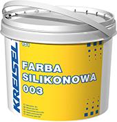 Фасадная силиконовая краска «Silikonfarbe 003» Самострой stroi-base.ru