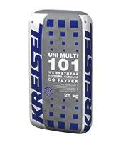 Плиточный клей «Uni Multi 101» для внутренних работ Самострой stroi-base.ru