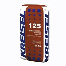 Клей для пенобетона KREISEL PORENBETONKLEBER 125 (25кг) Самострой stroi-base.ru