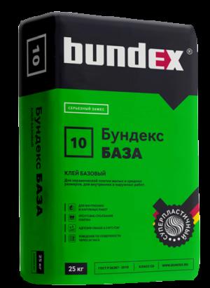 """Клей плиточный """"Бундекс База"""" Самострой stroi-base.ru"""