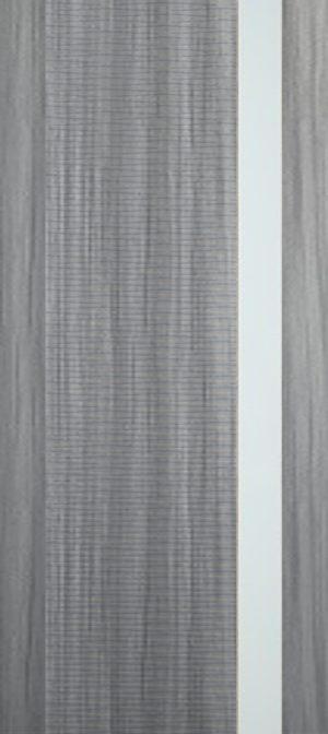 Дверь межкомнатная Палермо 3D, Стекло матовое, Дуб пепельный Самострой stroi-base.ru