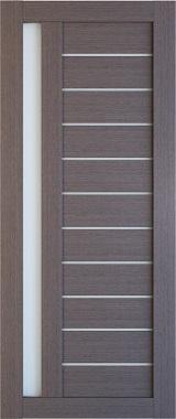 Дверь межкомнатная , Техно 14, 90, дуб серый Самострой stroi-base.ru