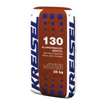 Klinker-mauermörtel 130 Цветная кладочная смесь для кирпича с низким водопоглощением Самострой stroi-base.ru