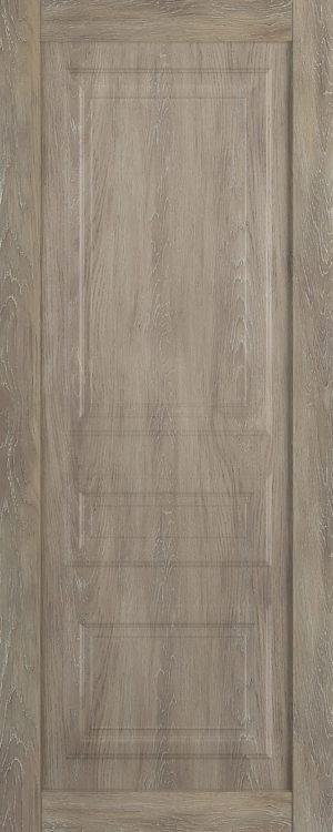 Дверь межкомнатная  Манхеттен, серия Манхеттен-1, 80, глухая, шале золотой Самострой stroi-base.ru