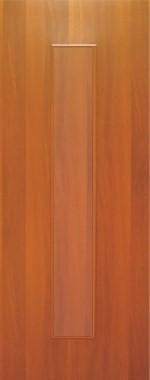 Дверь межкомнатная  ламинированная, Тип 8, 80, глухая, итальянский орех Самострой stroi-base.ru