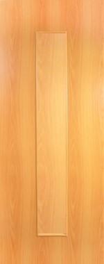 Дверь межкомнатная  ламинированная, Тип 8, 80, глухая, миланский орех Самострой stroi-base.ru