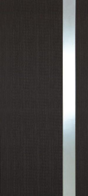 Дверь межкомнатная Палермо 3D, Стекло матовое, Темный орех Самострой stroi-base.ru