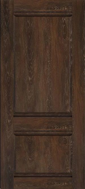 Дверь межкомнатная Венеция, Глухая, Шале мореный Самострой stroi-base.ru