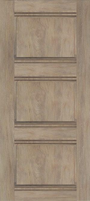 Дверь межкомнатная Корсика, Глухая, Шале золотой Самострой stroi-base.ru