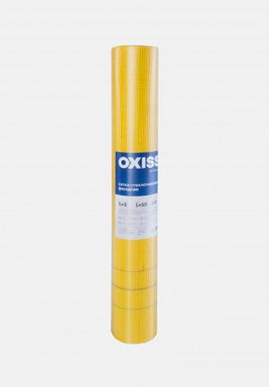 Сетка фасадная OXISS 5*5 145 г/кв.м 1*50м Самострой stroi-base.ru