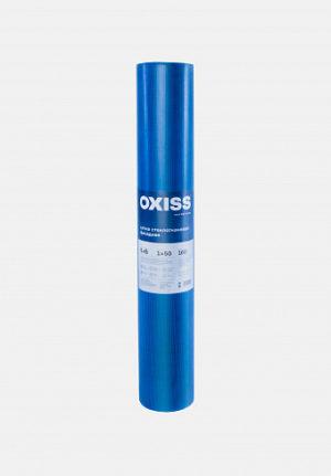 Сетка фасадная OXISS 5*5 160 г/кв.м 1*50м Самострой stroi-base.ru