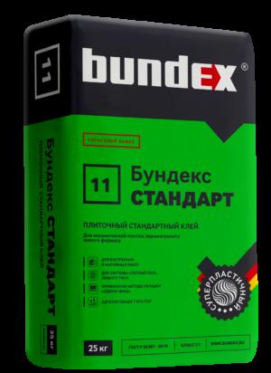 """Клей плиточный """"Бундекс Стандарт"""" Самострой stroi-base.ru"""