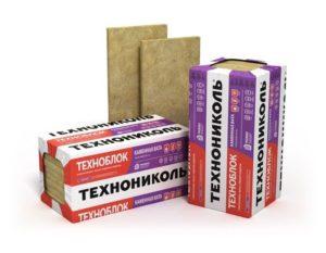 Плита «Техноблок Стандарт» 1200х600х(50,100) (пл.45кг/м3) Самострой stroi-base.ru
