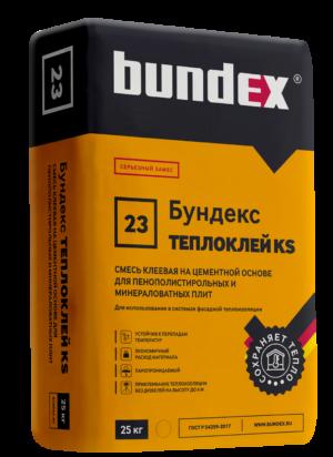 """Смесь клеевая """"Бундекс Теплоклей КS"""" Самострой stroi-base.ru"""