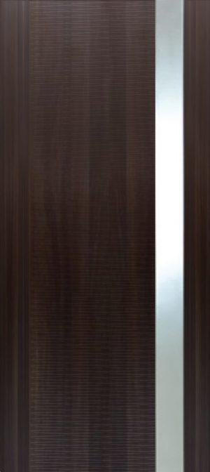 Дверь межкомнатная Палермо 3D, Стекло матовое, Венге Самострой stroi-base.ru