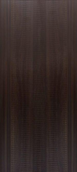 Дверь межкомнатная Палермо 3D, Глухая, Венге Самострой stroi-base.ru