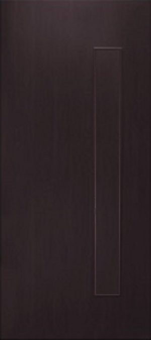 Дверь межкомнатная  ламинированная, Тип 3, 90, глухая, венге Самострой stroi-base.ru