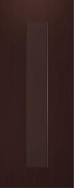 Дверь межкомнатная  ламинированная, Тип 8, 80, глухая, венге Самострой stroi-base.ru