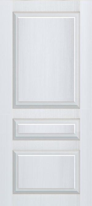 Дверь межкомнатная Прованс-1, Глухая, Белый ясень Самострой stroi-base.ru