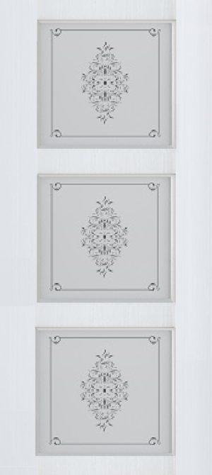 Дверь межкомнатная Прованс-5, Cтекло c художественной печатью, Белый ясень Самострой stroi-base.ru