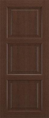 Дверь межкомнатная Прованс-3, Глухая, Коричневый ясень Самострой stroi-base.ru