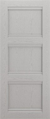 Дверь межкомнатная Корсика, Глухая, Серый ясень Самострой stroi-base.ru