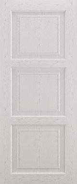 Дверь межкомнатная Прованс-3, Глухая, Серый ясень Самострой stroi-base.ru